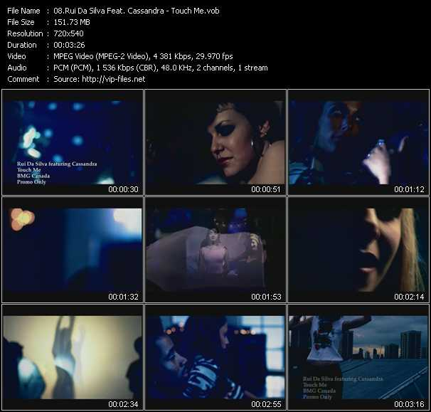 Rui Da Silva Feat. Cassandra - Touch Me