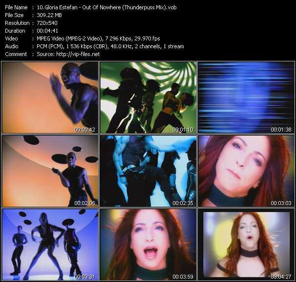 Gloria Estefan - Out Of Nowhere (Thunderpuss Mix)