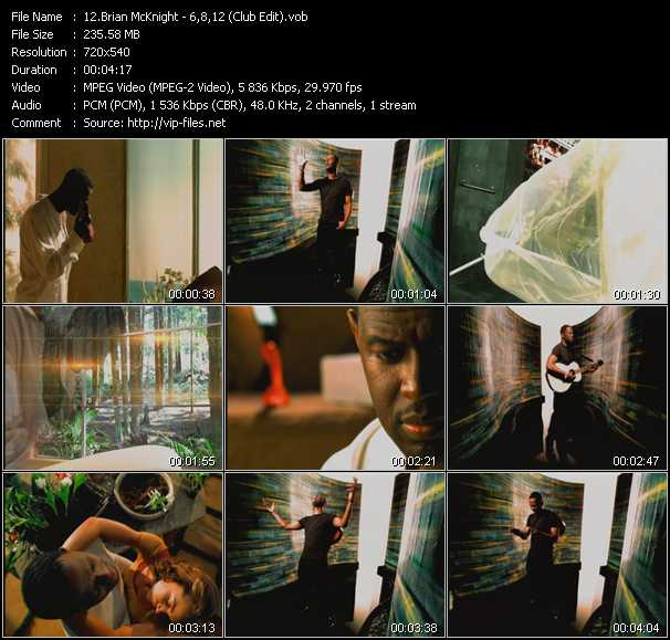 Brian McKnight - 6,8,12 (Club Edit)