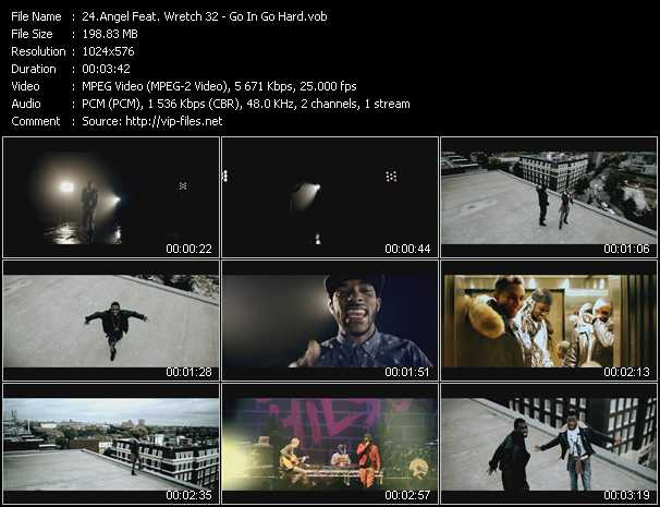 Angel Feat. Wretch 32 - Go In Go Hard