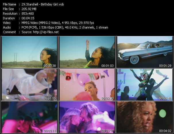 Starshell - Birthday Girl