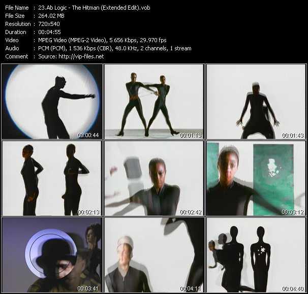 Ab Logic - The Hitman (Extended Edit)