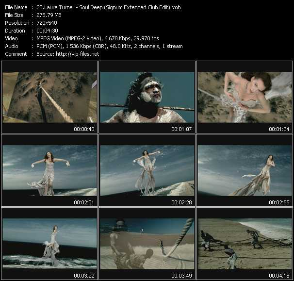 Laura Turner - Soul Deep (Signum Extended Club Edit)