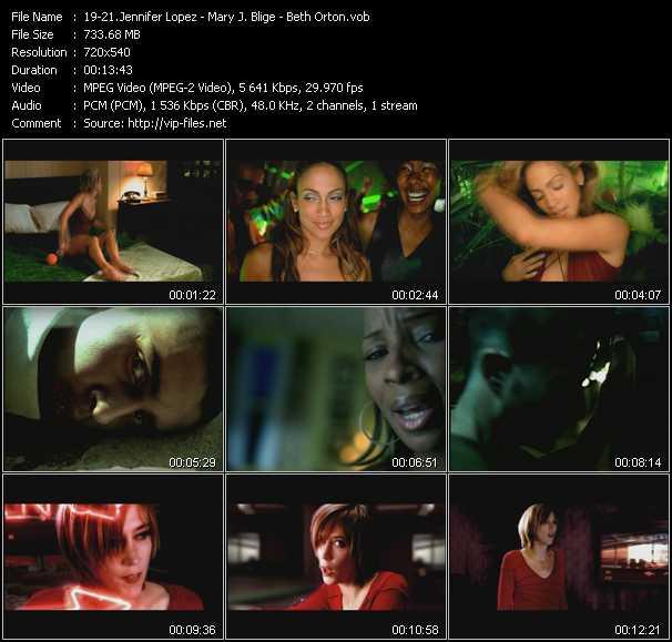 Jennifer Lopez - Mary J. Blige - Beth Orton - Waiting For Tonight (Hex Hector Edit) - No More Drama (Thunderpuss Club Anthem) - Anywhere