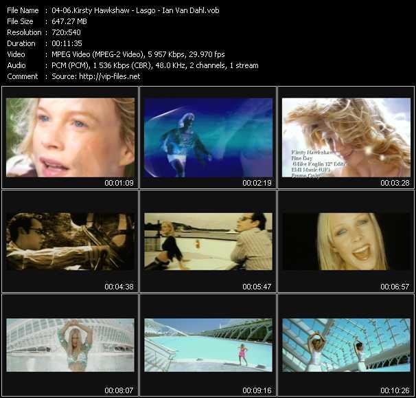 Kirsty Hawkshaw - Lasgo - Ian Van Dahl - Fine Day (Mike Koglin 12 Inch Edit) - Pray (Extended Mix Edit) - Try (Michael Woods Edit)