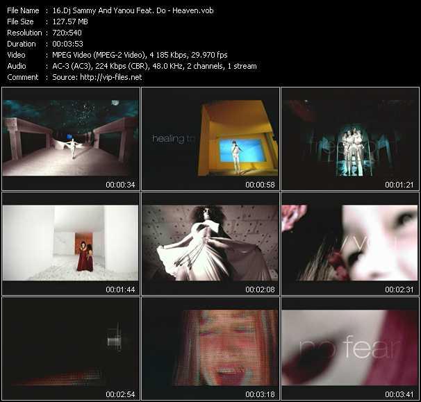 Dj Sammy And Yanou Feat. Do - Heaven