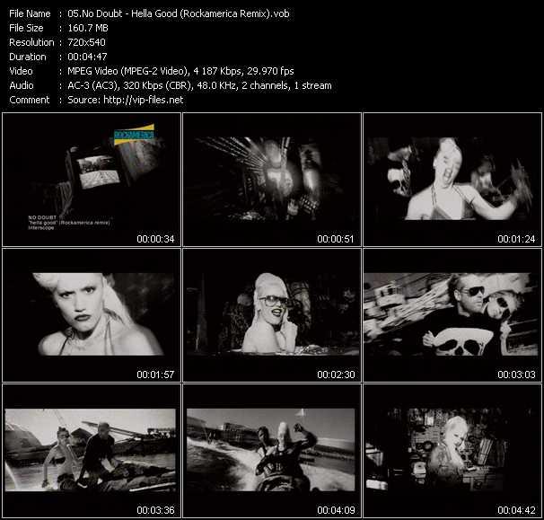 No Doubt - Hella Good (Rockamerica Remix)