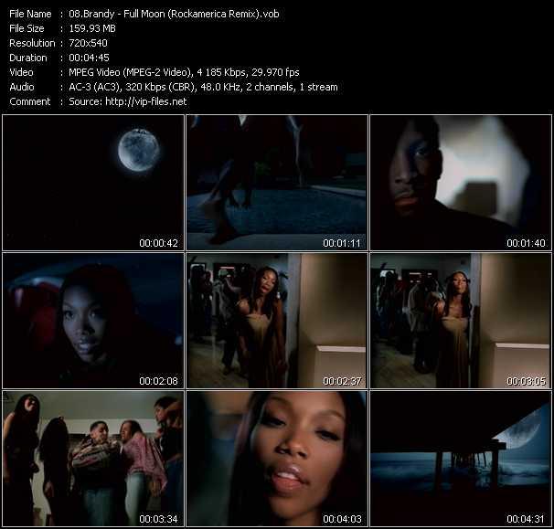 Brandy - Full Moon (Rockamerica Remix)