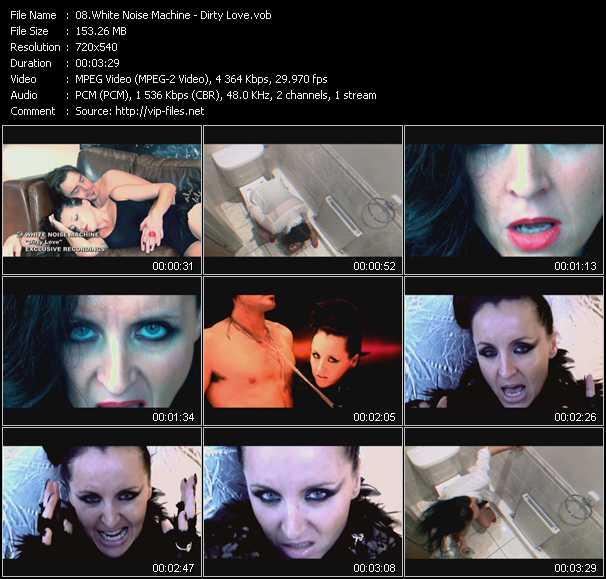 White Noise Machine - Dirty Love