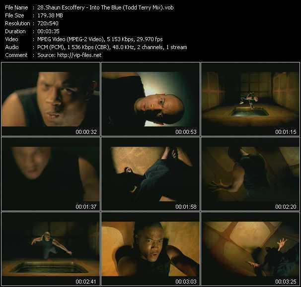 Shaun Escoffery - Into The Blue (Todd Terry Mix)
