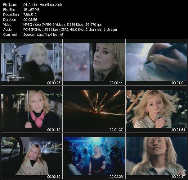 Annie - Heartbeat