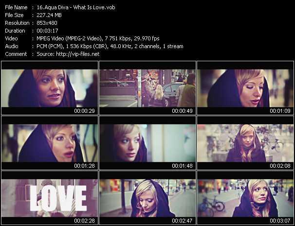 Aqua Diva - What Is Love