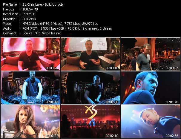 Chris Lake - Build Up