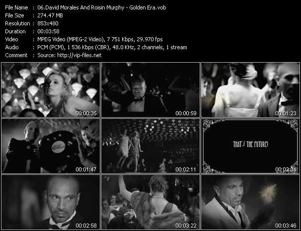David Morales And Roisin Murphy - Golden Era