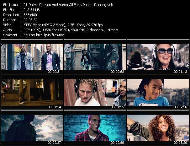 Delivio Reavon And Aaron Gill Feat. Phatt - Dancing