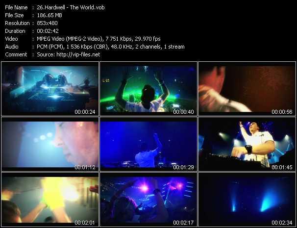 Hardwell - The World