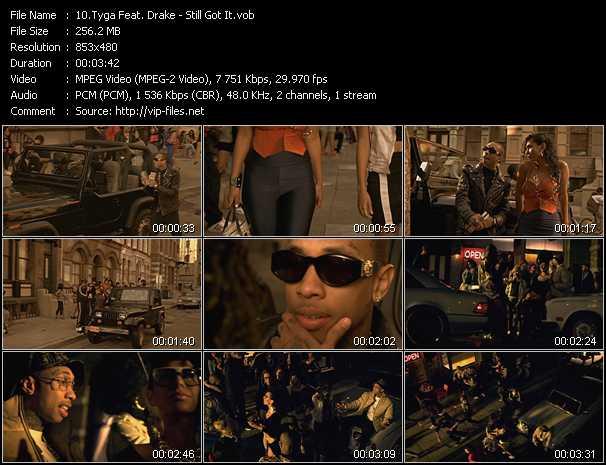 Tyga Feat. Drake - Still Got It