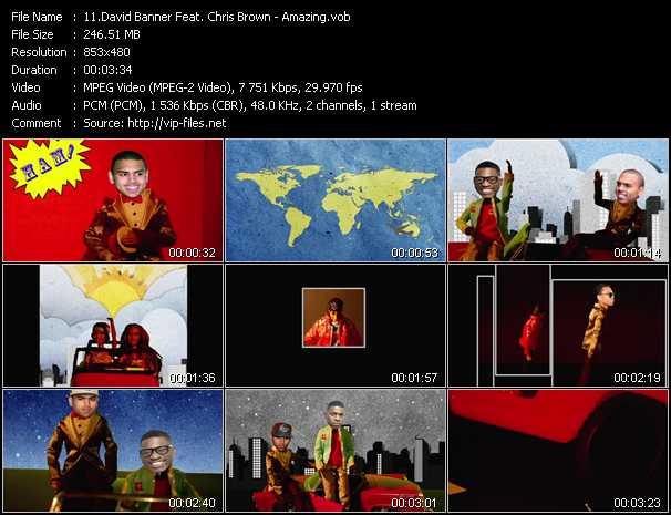 David Banner Feat. Chris Brown - Amazing