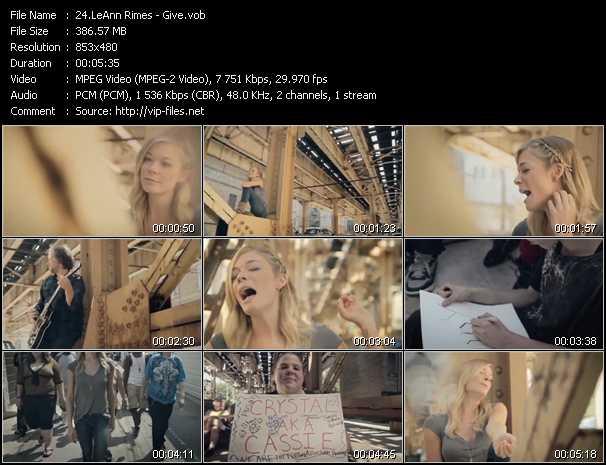 LeAnn Rimes - Give