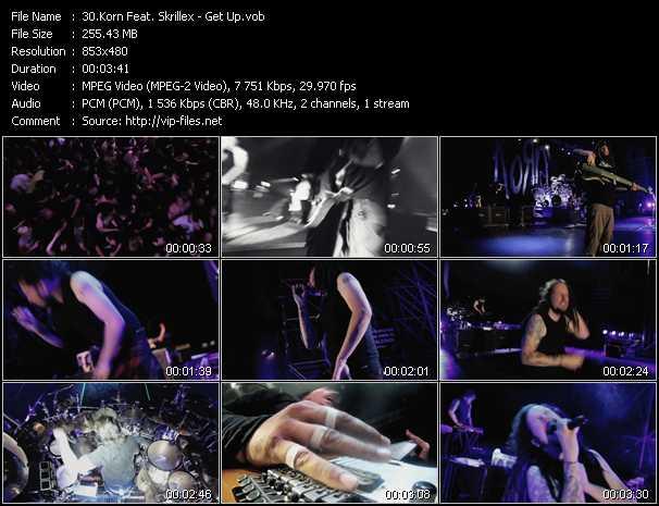 Korn Feat. Skrillex - Get Up