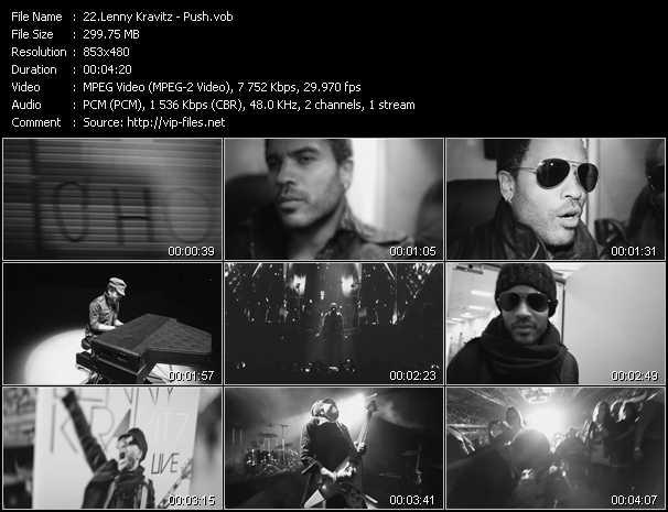 Lenny Kravitz - Push