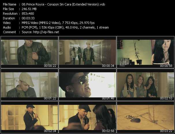 Prince Royce - Corazon Sin Cara (Extended Version)