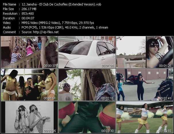 Jamsha - El Club De Cochofles (Extended Version)
