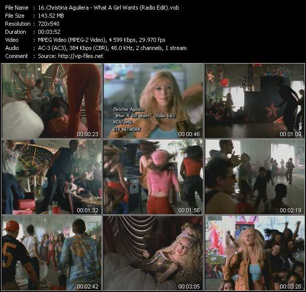 Christina Aguilera - What A Girl Wants (Radio Edit)