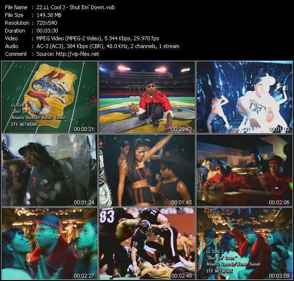 LL Cool J - Shut Em' Down