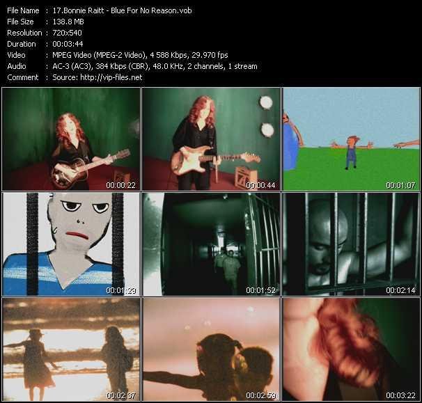 Bonnie Raitt - Blue For No Reason