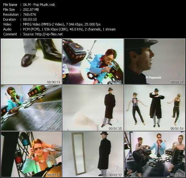 M - Pop Muzik