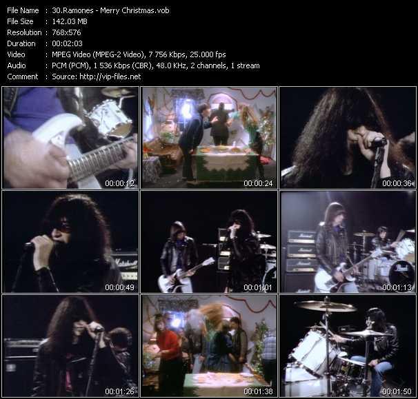 Ramones - Merry Christmas