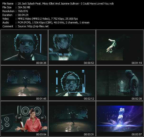 Jack Splash Feat. Missy Elliott And Jazmine Sullivan - I Could Have Loved You