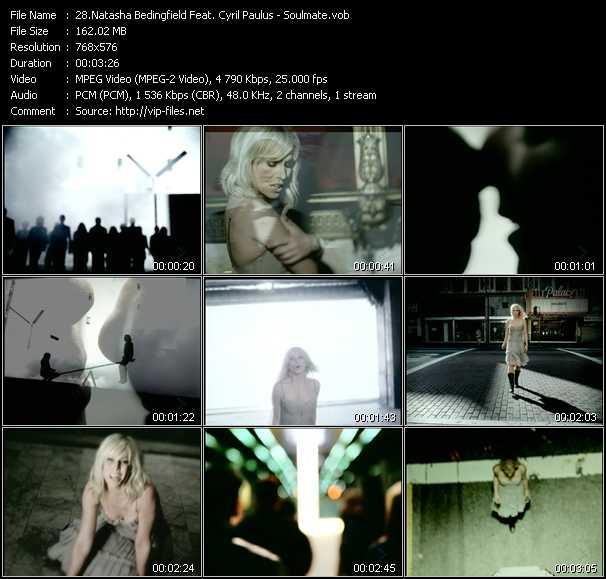 Natasha Bedingfield Feat. Cyril Paulus - Soulmate