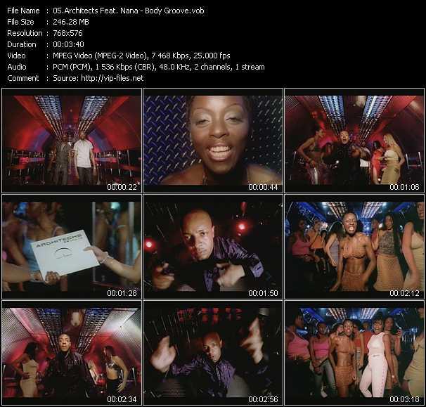 Architects Feat. Nana - Body Groove