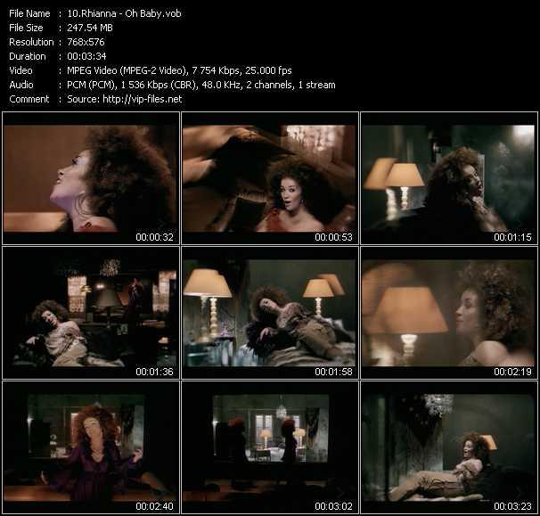 Rhianna - Oh Baby