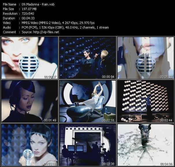 Madonna - Rain