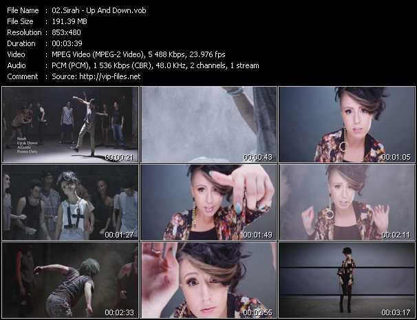 Sirah - Up And Down