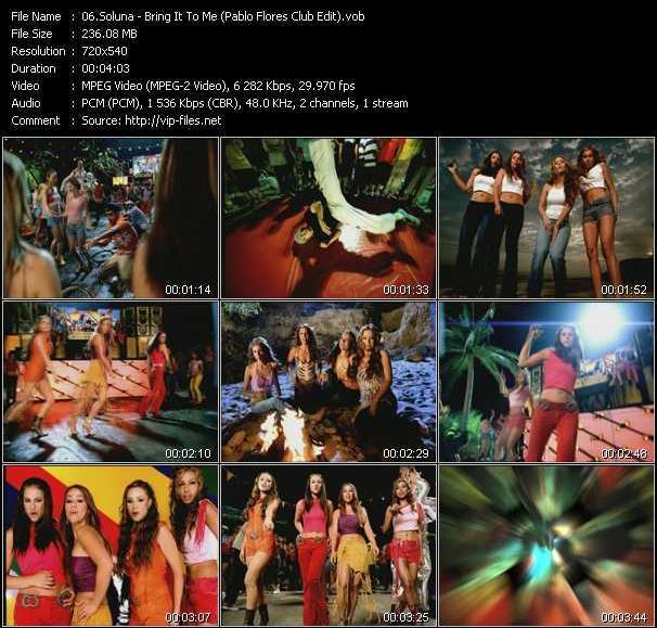 Soluna - Bring It To Me (Pablo Flores Club Edit)