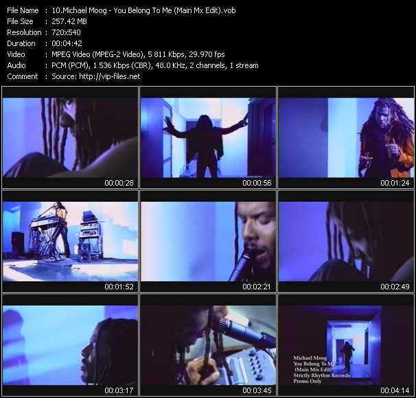 Michael Moog - You Belong To Me (Main Mx Edit)