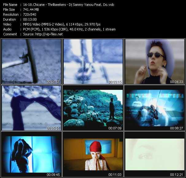 Chicane - Thrillseekers Feat. Sheryl Deane - Dj Sammy And Yanou Feat. Do - Autumn Tactics (Thrillseekers Remix Edit) - Synaesthesia (Fly Away) (Thrillseekers Club Mix Edit) - Heaven (SNY Extended Edit)