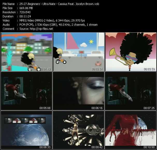 Beginnerz - Ultra Nate - Cassius Feat. Jocelyn Brown - Reckless Girl - Desire (Thunderpuss Club Anthem Edit) - I'm A Woman