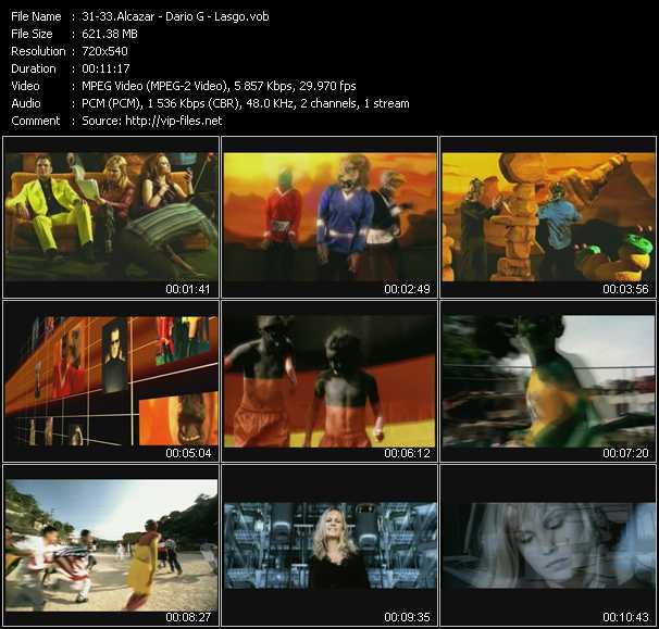 Alcazar - Dario G - Lasgo - Crying At The Discoteque (Illicit Remix) - Carnaval 2002 - Alone (Extended Edit)