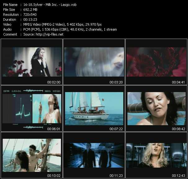 Sylver - Milk Inc. - Lasgo - Turn The Tide (Original Edit) - Walk On Water 2002 (Peter Luts Edit) - Alone (Extended Edit)
