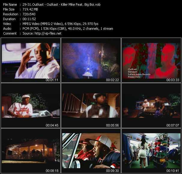 Outkast - Outkast - Killer Mike Feat. Big Boi - Elevators - Southernplayalisticadillacmuzik - A.D.I.D.A.S.
