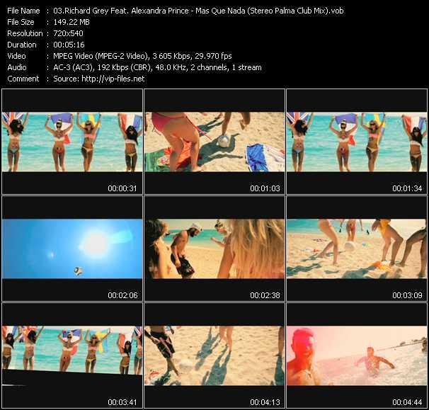 Richard Grey Feat. Alexandra Prince - Mas Que Nada (Stereo Palma Club Mix)