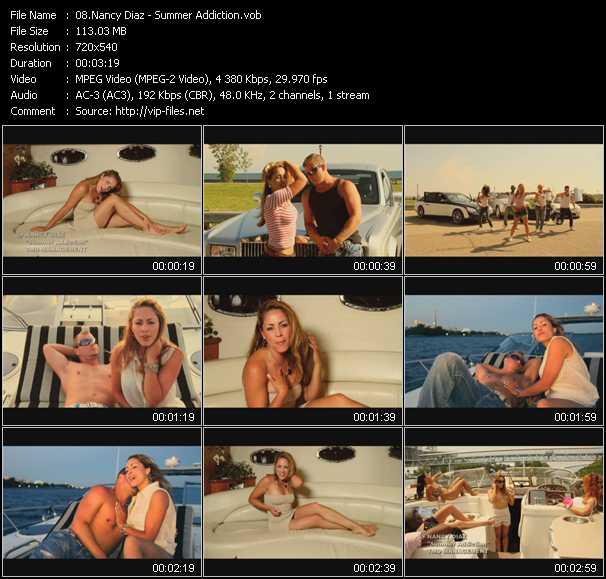 Nancy Diaz - Summer Addiction