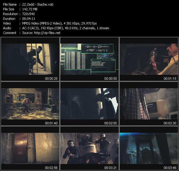 Zedd - Stache