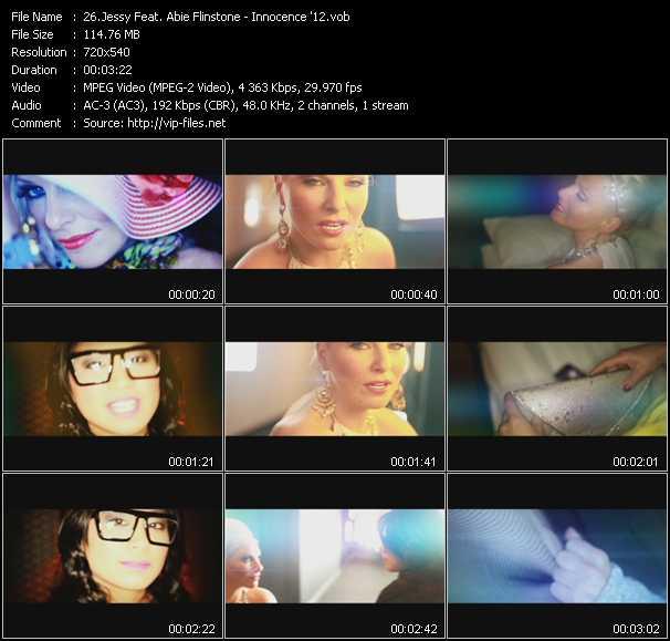Jessy Feat. Abie Flinstone - Innocence '12