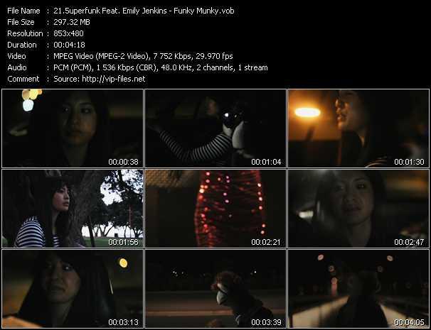 5uperfunk Feat. Emily Jenkins - Funky Munky